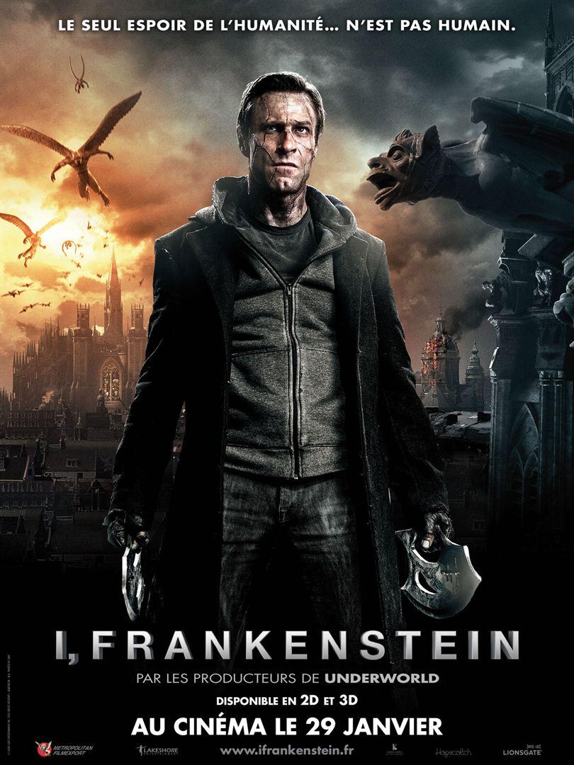 Frankenstein Film 2021