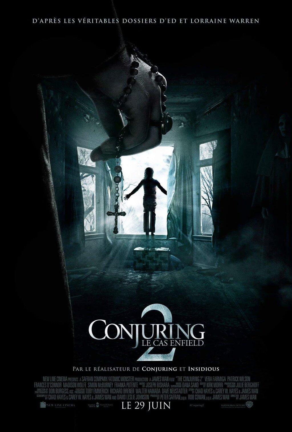 Conjuring Filme