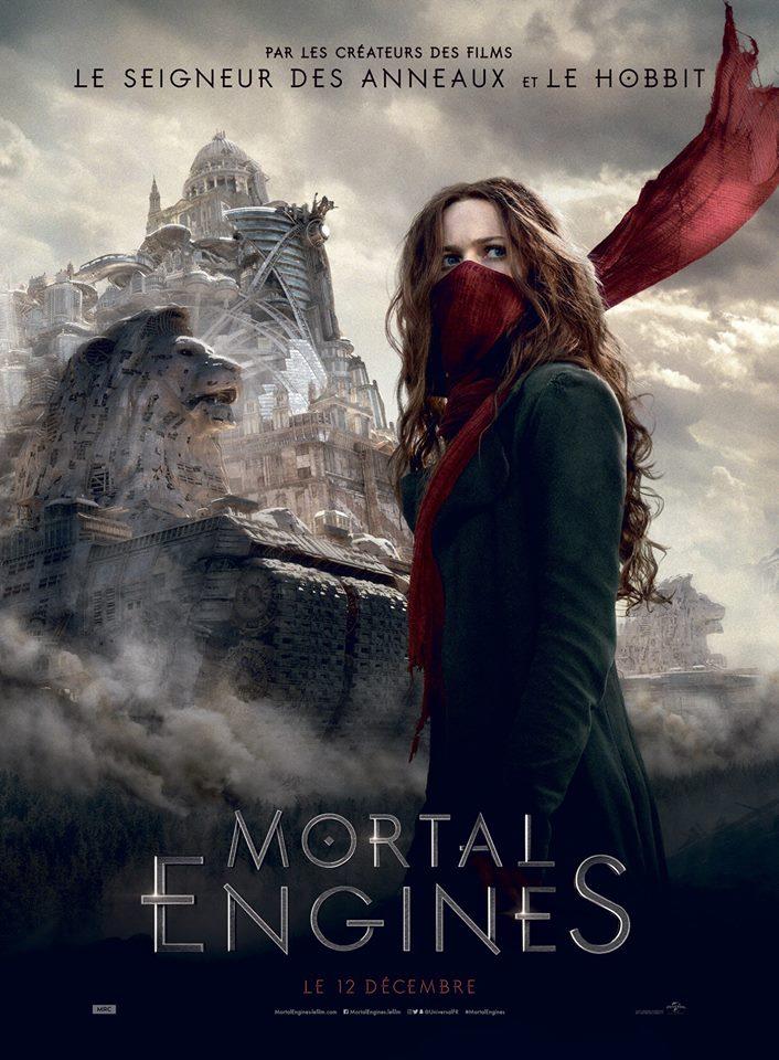 Mortal Engines (2021)