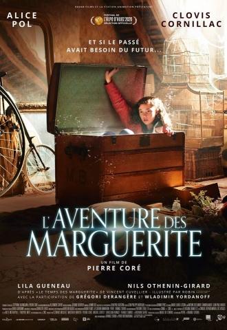 L'Aventure des Marguerite - Affiche