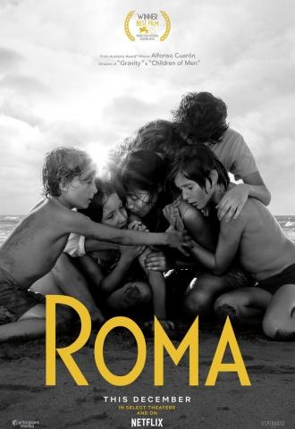 Roma - Affiche