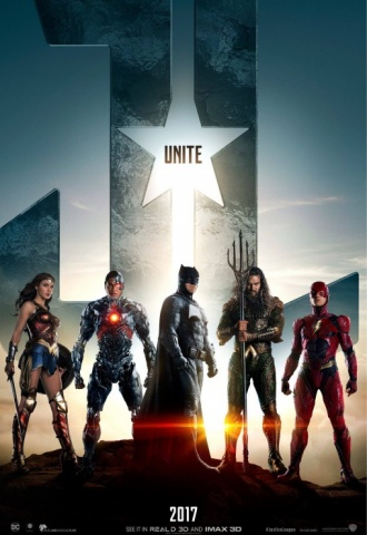 Justice League - Affiche