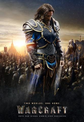 Warcraft : Le Commencement - Affiche