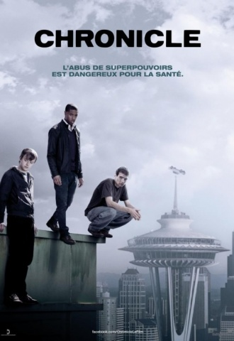 Chronicle - Affiche