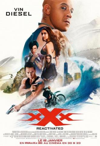 XxX : Reactivated - Affiche