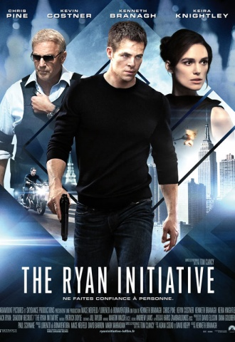 The Ryan Initiative - Affiche