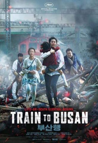 Dernier Train pour Busan - Affiche