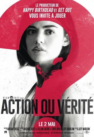 Action ou vérité - Affiche