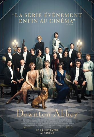 Downtown Abbey - Affiche