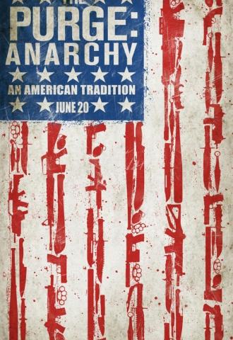 American Nightmare 2 : Anarchie - Affiche