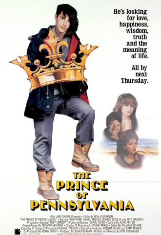 Le Prince de Pennsylvanie  - Affiche