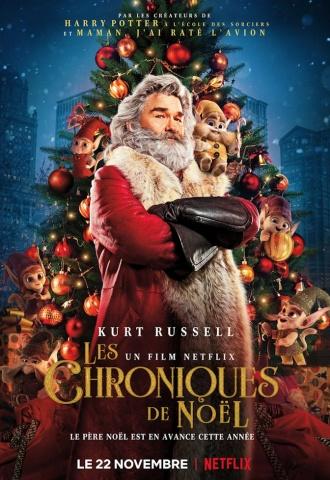Les chroniques de Noël - Affiche