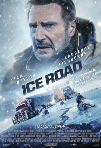 Ice Road - Affiche