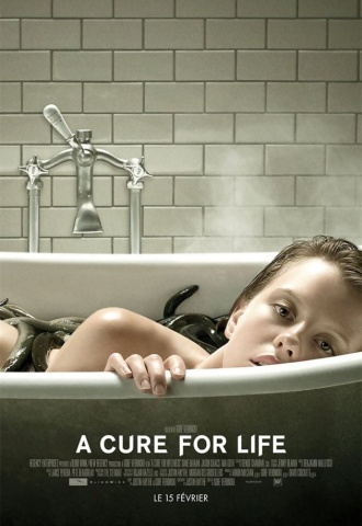 A Cure for Life - Affiche