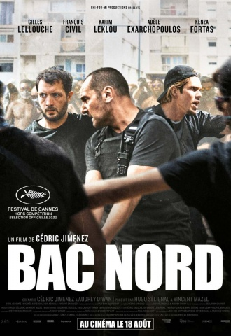 Bac Nord - Affiche