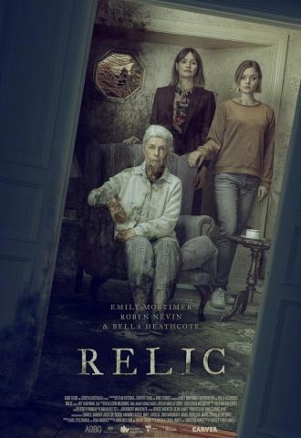 Relic - Affiche