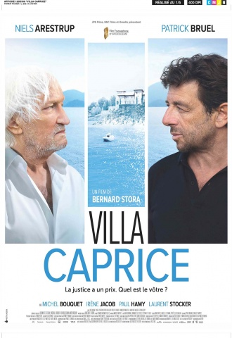 Villa Caprice - Affiche