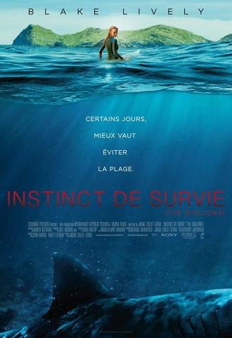 Instinct de Survie - Affiche