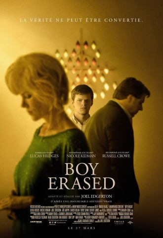 Boy Erased - Affiche