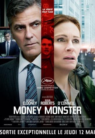 Money Monster - Affiche