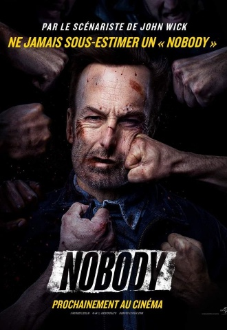 Nobody - Affiche