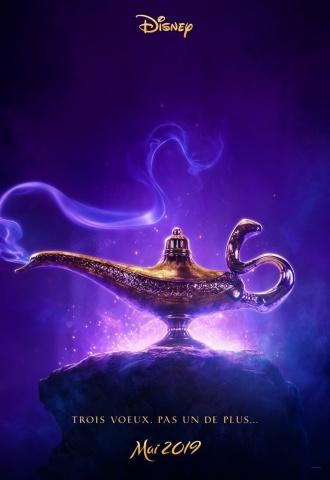 Aladdin (Guy Ritchie) - Affiche