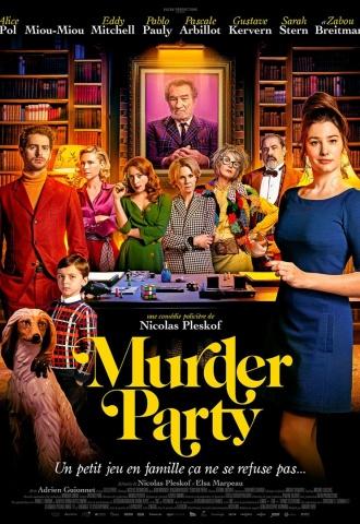 Murder Party - Affiche