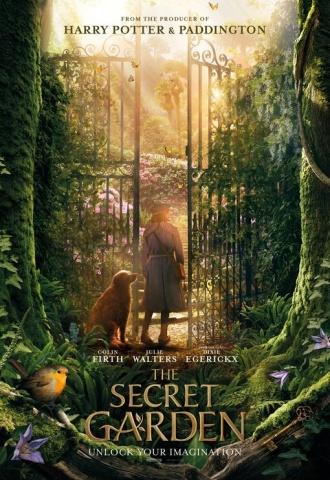 Le Jardin secret - Affiche