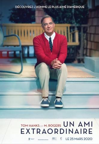 L'extraordinaire Mr. Rogers - Affiche