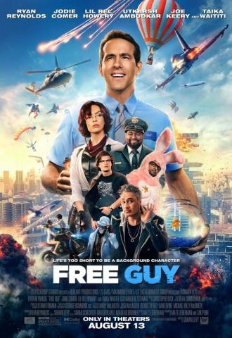 Free Guy - Affiche