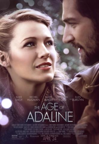 Adaline - Affiche
