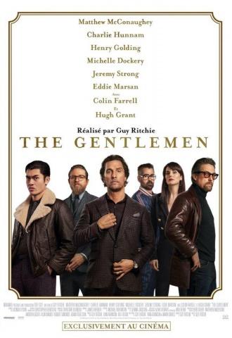 The Gentlemen - Affiche