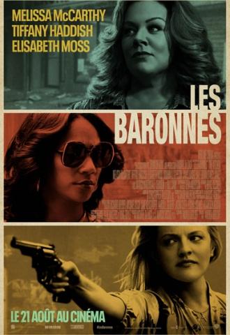 Les Baronnes - Affiche