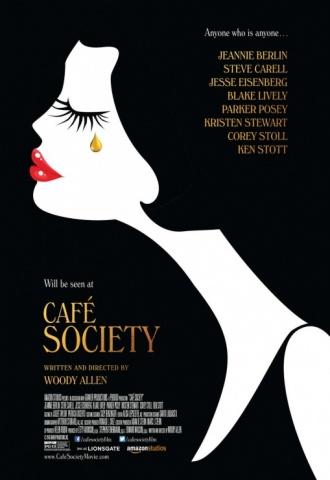 Cafe Society - Affiche