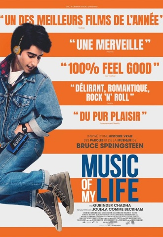 Music of my life - Affiche