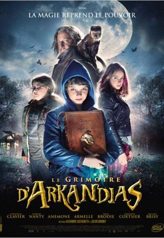 Le Grimoire d'Arkandias - Affiche