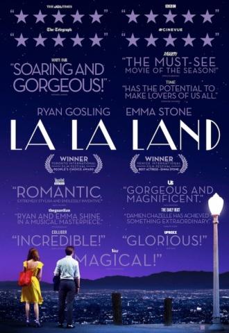 La La Land - Affiche