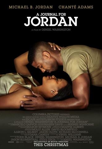 A Journal for Jordan - Affiche