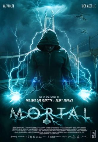 Mortal - Affiche