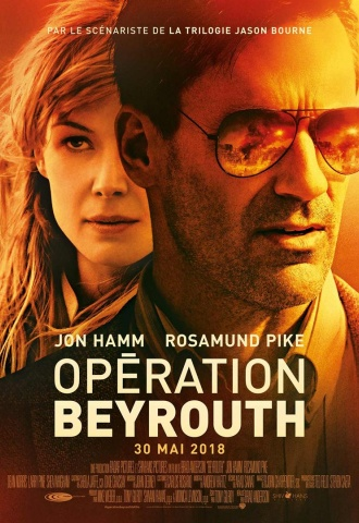 Opération Beyrouth - Affiche