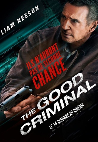 The Good criminal - Affiche