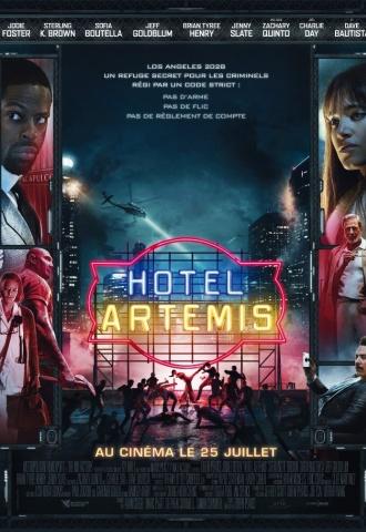 Hotel Artemis - Affiche