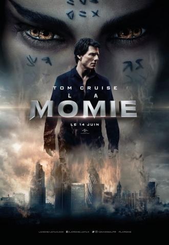 La Momie (2017) - Affiche