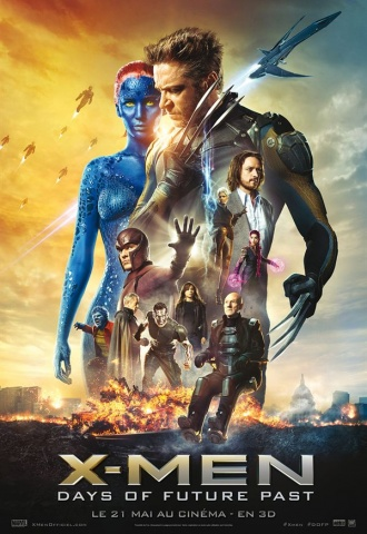 X-Men : Days of Future Past - Affiche
