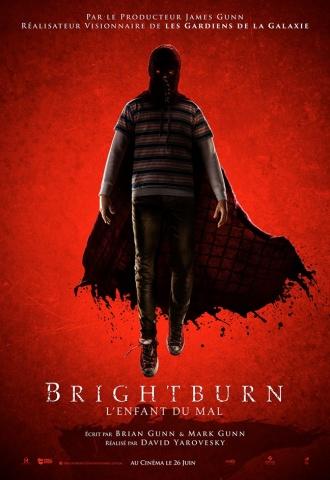 Brightburn - L'enfant du mal - Affiche