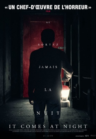 It Comes At Night - Affiche
