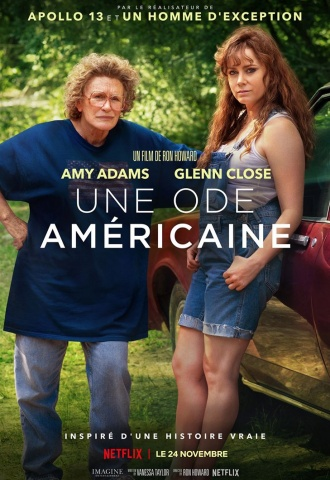 Une ode américaine - Affiche