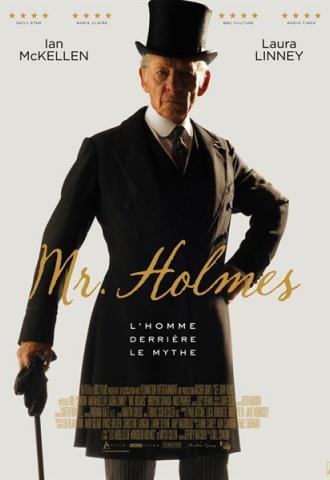 Mr Holmes - Affiche