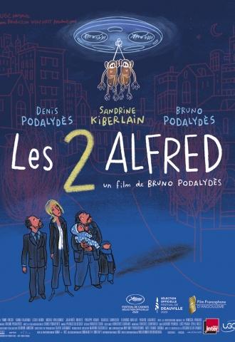 Les 2 Alfred - Affiche