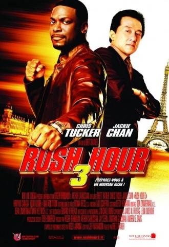Rush Hour 3  - Affiche